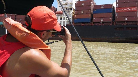 Monkey Island : trayecto por el Canal