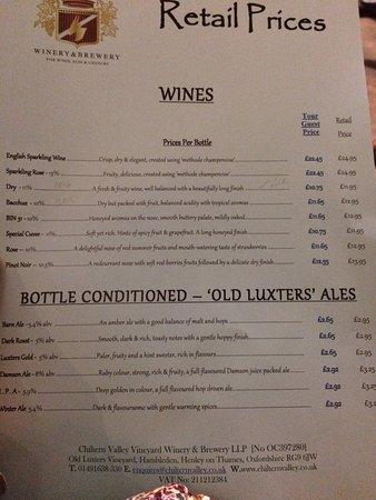Chiltern Valley Winery & Brewery: photo3.jpg