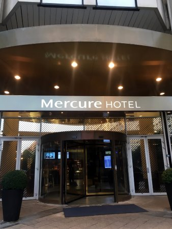 Mercure paris boulogne hotel boulogne billancourt france - Hotel mercure porte de saint cloud boulogne billancourt ...