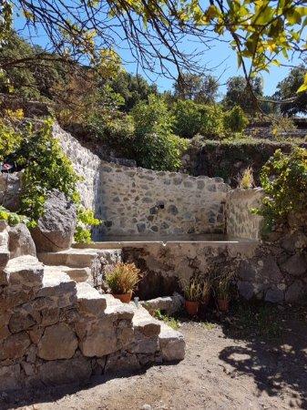 Monchique, البرتغال: pure water plunge pool