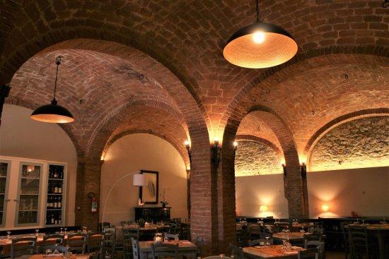 Fabro, Włochy: la sala