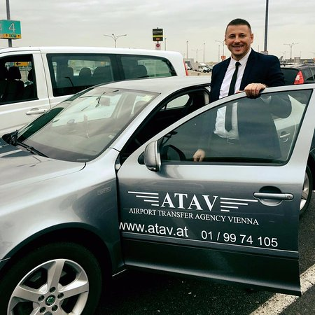 Vienna Airport Taxi Service
