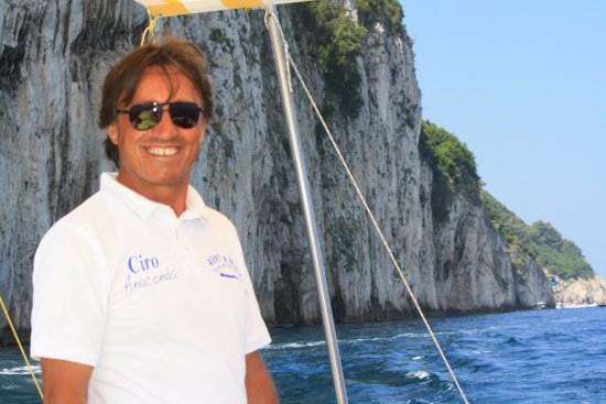 Capri Rent Boat Ciro Aliperta