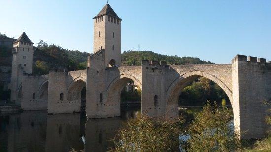 Cahors, France : Pont Valentré