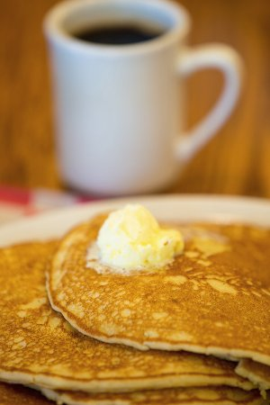 Independence, MO: Short Stack of our buttermilk pancakes