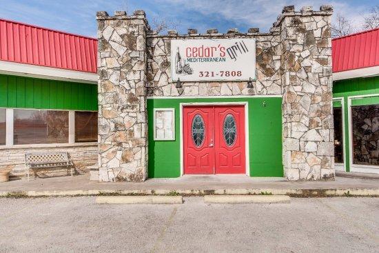 Bastrop, TX: Entrance 2016