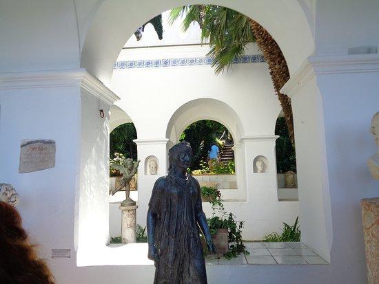 Villa San Michele: Danaide