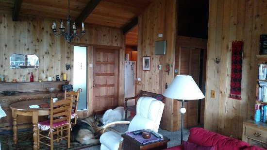 "Serenisea: Inside our ""cabin"" house"