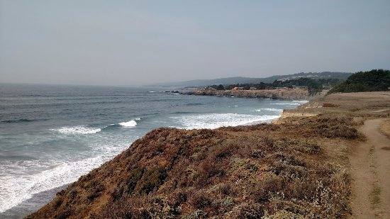 Serenisea: One of the views at Sea Ranch along the bluffs