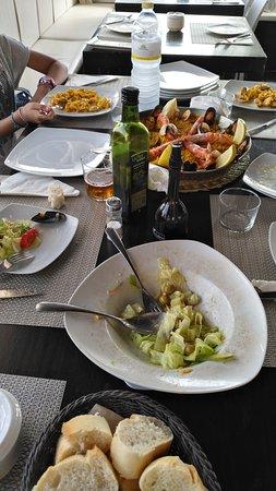 Casa Nostra Beach Bar and Restaurant : IMG_20171014_152849_large.jpg
