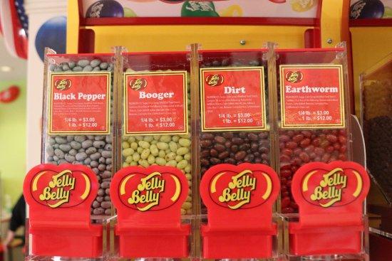 Pleasant Prairie, Висконсин: Jelly Belly Tour
