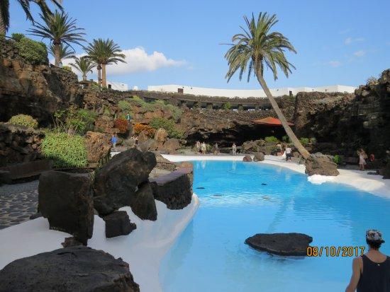 Punta Mujeres, España: piscine