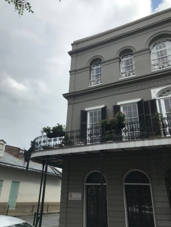 Lalaurie Mansion Tour Tickets