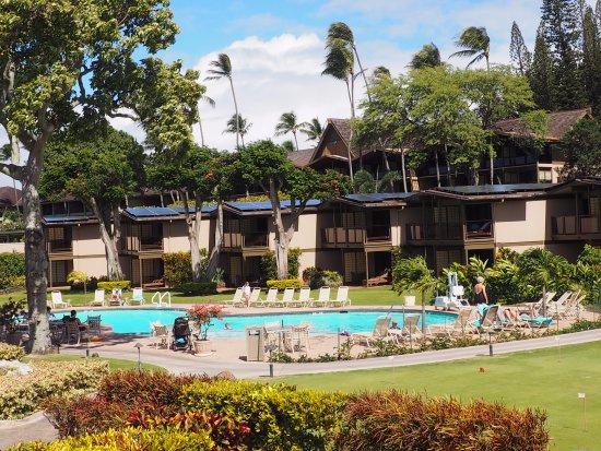 Napili Kai Beach Resort: New pool at Napili Beach Resort