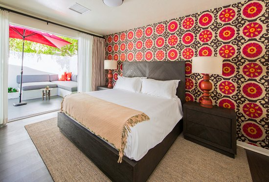 Colony Palms Hotel: Casita