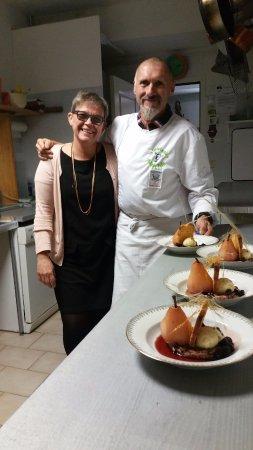 Bram, Prancis: Fabienne et Philippe Bodin