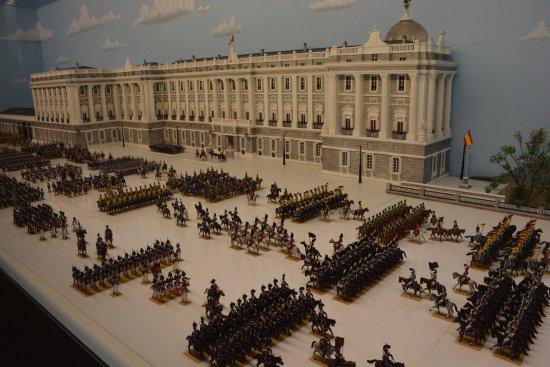 Alcazar - Museo del Ejercito: ...