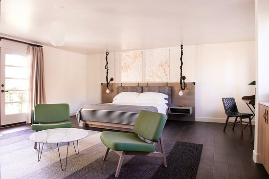 Colony Palms Hotel: Colony Palms Suite