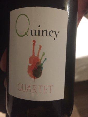 pointe Saint-Mathieu: Vin delicieux qui a rattrappé le diner
