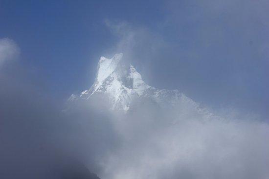 Kathmandutal, Nepal: Machhapuchre
