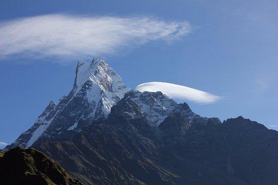 Kathmandu Valley, Nepal: Macchapuchhre