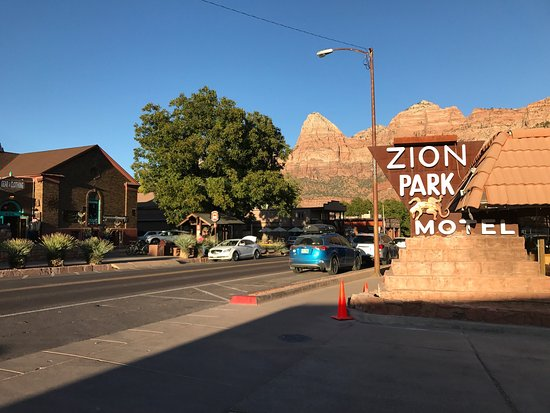 Zion Park Motel: photo0.jpg