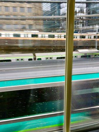 Kanto, Japão: JR東日本 東京から通勤電車