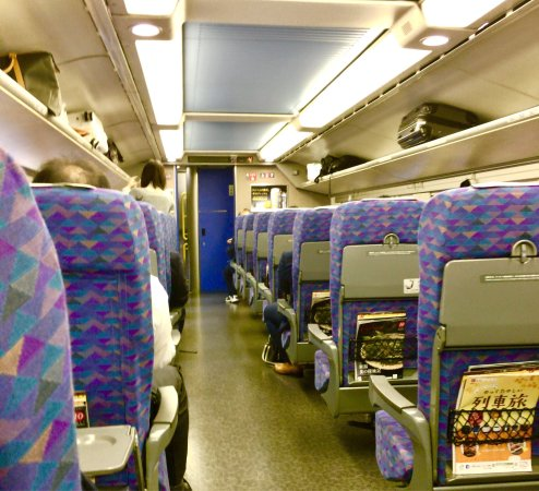 Kanto, Japon : JR東日本 新幹線