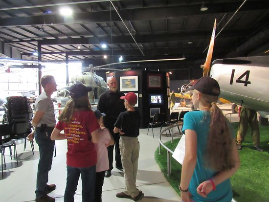 Southern Museum of Flight: Memorable historical tales