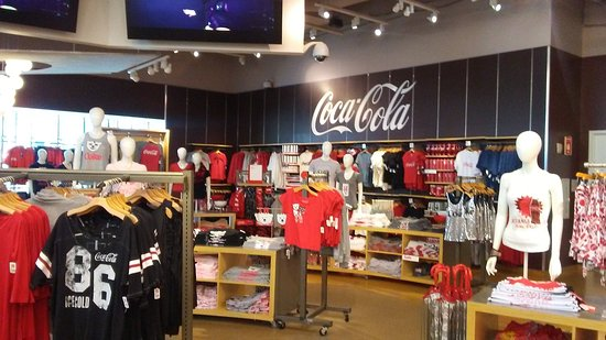 Gift Shop Picture Of World Of Coca Cola Atlanta