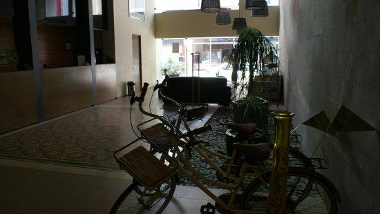 Zamora de Hidalgo, Meksika: Lobby