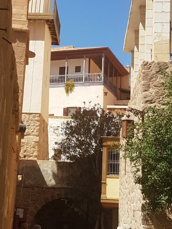 King Safari Dahab St. Catherine/Mt. Sinai Trip - Day Tours: V kláštore Sv .Kataríny