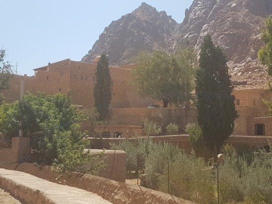 King Safari Dahab St. Catherine/Mt. Sinai Trip - Day Tours: Kláštor Sv.Kataríny