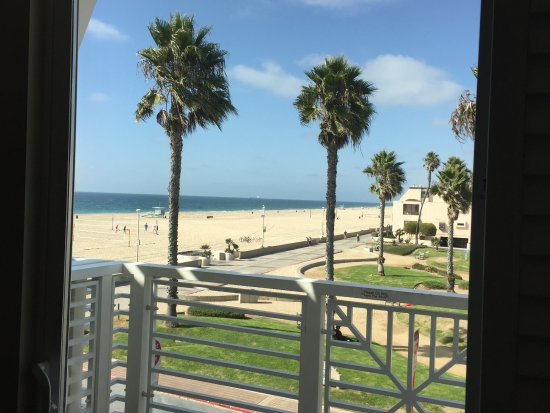 Beach House Hotel Hermosa Beach: Views from room
