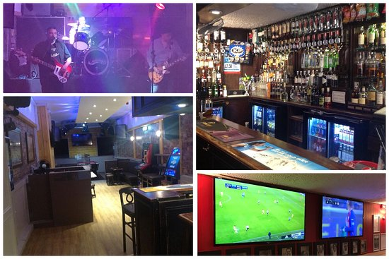 Troon, UK: Open Mic night Tuesday from 10pm, Live band Friday from 9.30pm, DJ Dave Friday and Saturday nigh