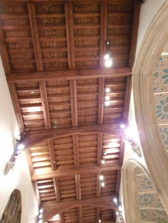 Chelmsford, UK: More roof