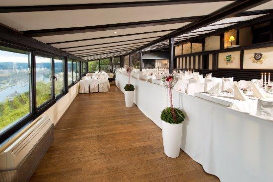 Neckarzimmern, Almanya: Götzensaal - ideal für Hochzeiten und andere Veranstaltungen