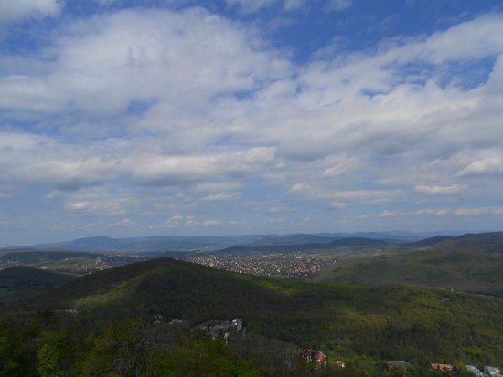 Janoshegy: Прекрасные холмы