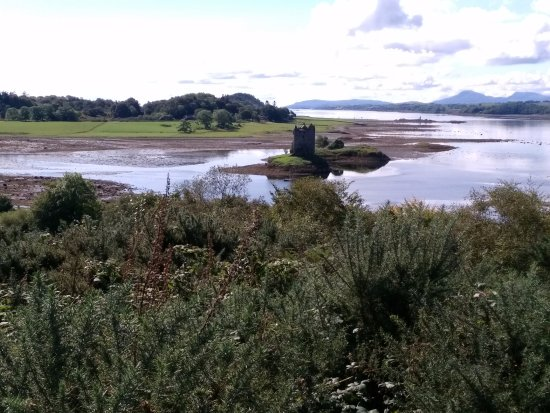 Appin, UK: CASTILLO