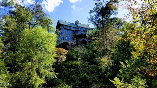 Whitesburg, GA: Main Lodge