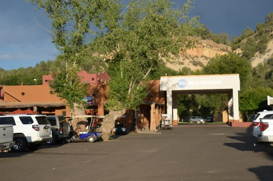 Best Western East Zion Thunderbird Lodge: Empfangsbereich
