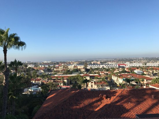 Best Western Plus Hacienda Hotel Old Town: looking across Old Town and beyond