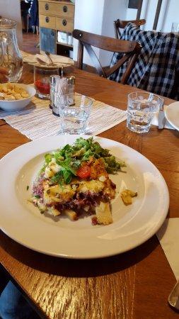 Uherske Hradiste, جمهورية التشيك: Oběd z poledního menu