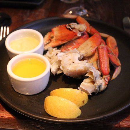Foreign Cinema: Dungeness Crab (Oregon)