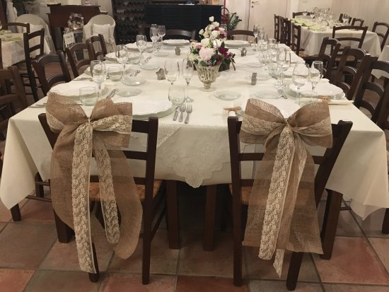 Valfabbrica, Italy: Le grandi occasioni