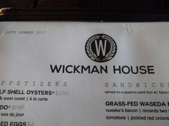 Ellison Bay, WI: Wickman House