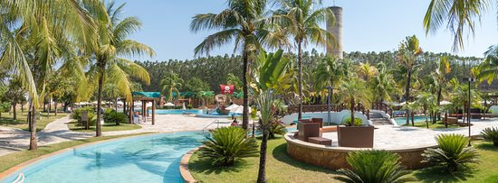 Lins, SP: Piscinas Thermas