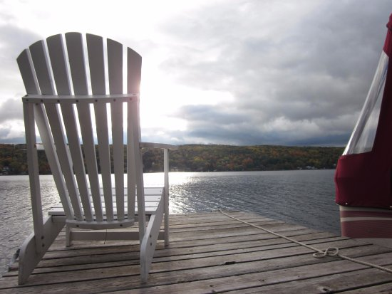 Penn Yan, NY: View From The Dock