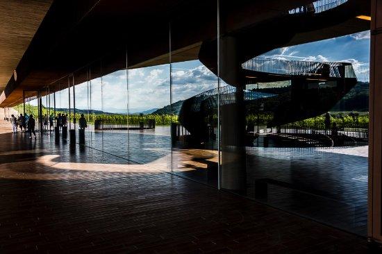 San Casciano in Val di Pesa, Italy: Antinori nel Chianti Classico - wonderful architecture