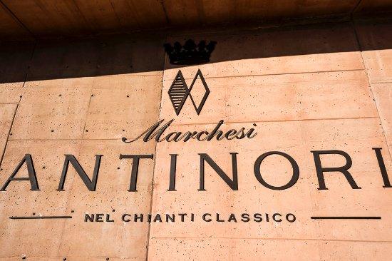 San Casciano in Val di Pesa, Italy: Antinori nel Chianti Classico